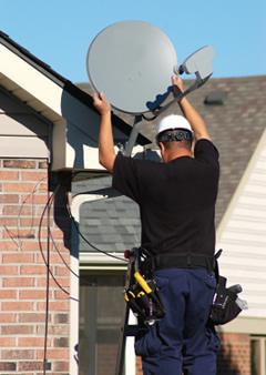 Antex - montaż anten